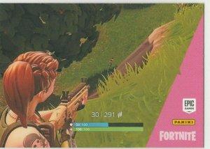 Fortnite Base Card 58 Panini 2019 trading card series 1
