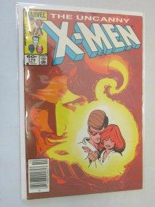 Uncanny X-Men #174 Newsstand 4.0 VG (1983)