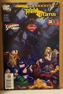 Teen Titans #32 (2006)
