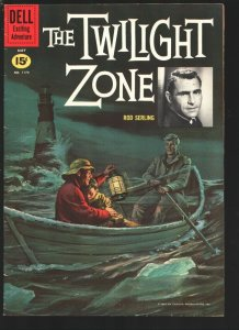 Twilight Zone-Four Color Comics #1173-1961-Dell-Rod Serling-Reed Crandall-Geo...