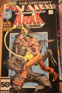 Arak Son of Thunder 44 VF/NM