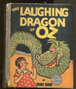 Laughing Dragon Of Oz #1126 1934-Frank Baum-Rare-G+