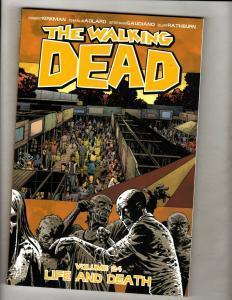 The Walking Dead Vol. # 24 Image Comics TPB Graphic Novel Comic Book 1st Pr J346