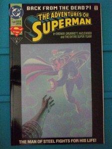 ADVENTURES OF SUPERMAN 500 DC VF