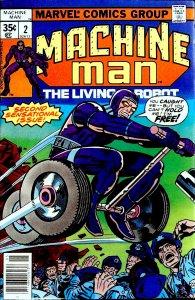 Machine Man #2 (1978)