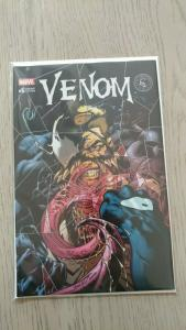 VENOM #6 SCORPION COMICS BAGLEY (2017 MARVEL)