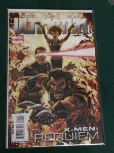 Ultimatum: X-Men Requiem #1  one-shot
