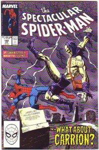Spider-Man, Peter Parker Spectacular #149 (Apr-89) NM/NM- High-Grade Spider-Man