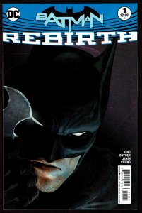 Batman: Rebirth #1  (Aug 2016, DC) 0 9.0 VF/NM