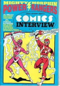Comics Interview #139 FN; Fictioneer | save on shipping - details inside