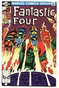Fantastic Four #232-1st appearance of The Elements of Doom