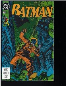 Batman #485 (DC, 1992)