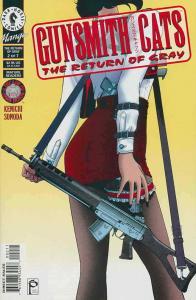 Gunsmith Cats: The Return of Gray #2 VF/NM; Dark Horse | save on shipping - deta