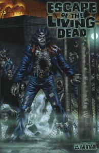 Escape of the Living Dead #1B VF/NM; Avatar | save on shipping - details inside