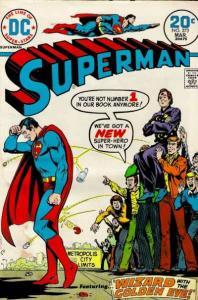 Superman (1939 series) #273, VF+ (Stock photo)