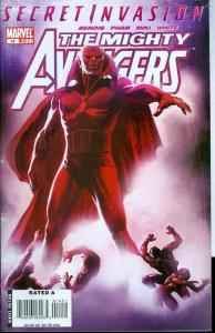MIGHTY AVENGERS (2007 MARVEL) #14