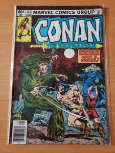 Conan the Barbarian #113 (1980)