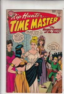 Rip Hunter Time Master #21 (Aug-64) FN+ Mid-High-Grade Rip Hunter, Jeff, Bonn...