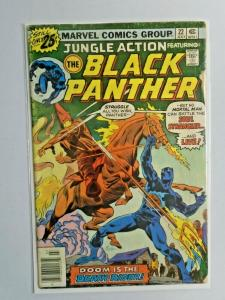 Jungle Action #22 Black Panther 3.0 (1976)