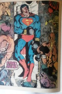 All new All New Collector's Edition # C-56  SUPERMAN VS MUHAMMED ALI Whitman Var