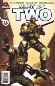 Army of Two #1 VF/NM; IDW | save on shipping - details inside