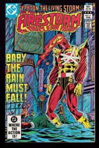 Fury of Firestorm #9 (2nd Series, 1982)   9.4 NM