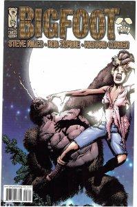 Bigfoot #3  Steve Niles, Rob Zombie, Richard Corben  NM+