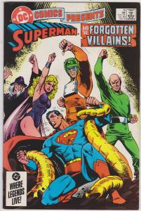 DC Comics Presents #78