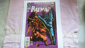 1994 DC DETECTIVE COMICS BATMAN # 676