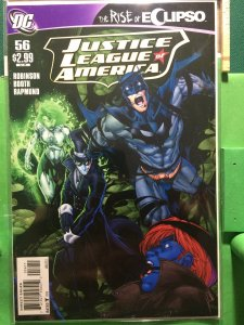 Justice League of America #56 The Rise of Eclipso