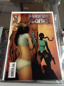 Witchblade Tomb Raider 1 NM  Dynamic Forces Exclusive