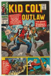 Kid Colt Outlaw #133 (Mar-67) NM- High-Grade Kid Colt