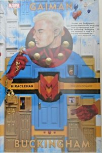Miracleman Book 01; Gaiman Buckingham HC; 50% off!