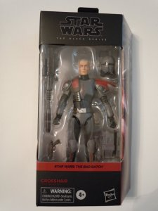Star Wars Black Series- The Bad Batch Crosshair 6-inch Scale Action Figure