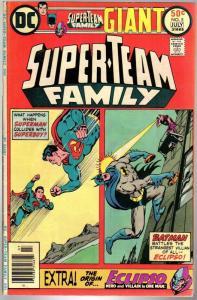 SUPER TEAM FAMILY 5 VG July 1976