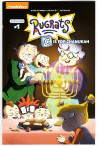 Rugrats C Is For Chanukah #1 (Kaboom, 2018) NM