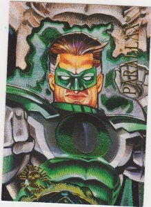 1995 DC Villains Gathering of Evil #GE-5 Paraallax Card