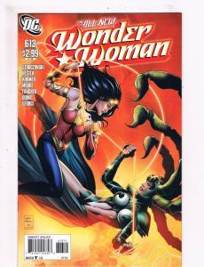 Wonder Woman # 613 NM 1st Print 2011 Series DC Comic book Batman Superman S58