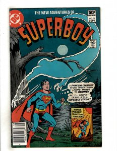 The New Adventures of Superboy #21 (1981) DC Comic Superman OF8