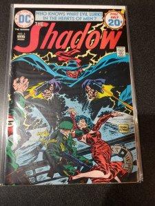 The Shadow (DC) (1973) # 5 high grade vf