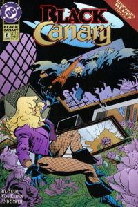 Black Canary (1993 series) #6, NM- (Stock photo)