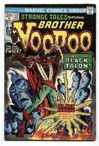 STRANGE TALES #173 BROTHER VOODOO-ROMITA COVER comic book
