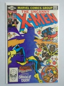 Uncanny X-Men #148 DIR featuring Spider-Woman + Dazzler 7.0 FN VF (1981)