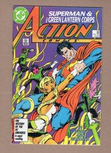 Action Comics #589 (1987)