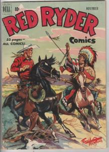 Red Ryder Comics #88 (Oct-50) FN/VF+ High-Grade Red Ryder