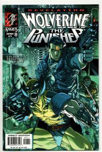 Wolverine Punisher Revelation #1 (Marvel, 1999) NM
