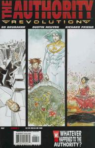 Authority, The: Revolution #6 VF/NM; WildStorm   save on shipping - details insi