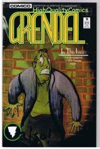GRENDEL #19, VF/NM, Mage, Comico, Devil, Matt Wagner, 1986, more in store