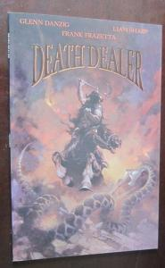 Death Dealer #2 - 8.5/VF+ Frank Frazetta (1996)