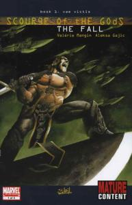Scourge of the Gods: The Fall #1 VF/NM; Marvel | save on shipping - details insi